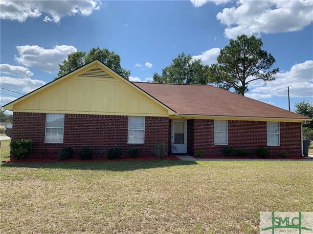 2560 Zachary Court, Hinesville, GA 31313 (MLS #215555) :: The Sheila Doney Team