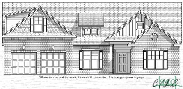 115 Champlain Drive, Pooler, GA 31322 (MLS #215558) :: The Arlow Real Estate Group