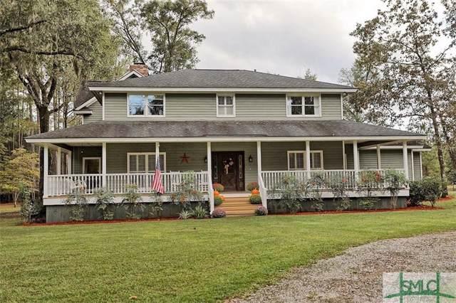 105 S Woodland Drive, Guyton, GA 31312 (MLS #215572) :: The Arlow Real Estate Group