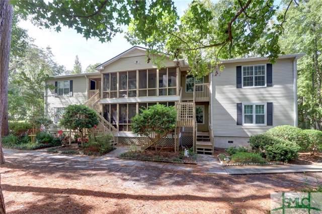 401 N Cromwell Road 8Q, Savannah, GA 31410 (MLS #215573) :: Teresa Cowart Team