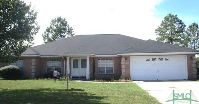 1834 Lawnwoods Drive, Hinesville, GA 31313 (MLS #215577) :: The Randy Bocook Real Estate Team