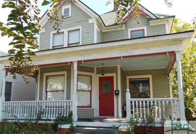 219 W 35th Street, Savannah, GA 31401 (MLS #215578) :: Robin Lance Realty