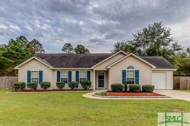 305 Barrister Circle, Guyton, GA 31312 (MLS #215584) :: The Arlow Real Estate Group