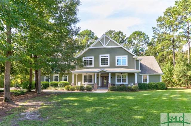 1239 Saint Catherine Circle, Richmond Hill, GA 31324 (MLS #215586) :: Heather Murphy Real Estate Group