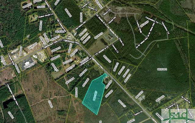 0 E Oglethorpe Highway, Flemington, GA 31313 (MLS #215601) :: Bocook Realty