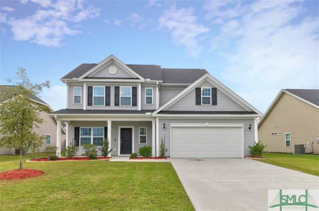 205 Somersby Boulevard, Pooler, GA 31322 (MLS #215603) :: The Sheila Doney Team