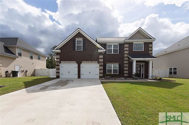 676 Red Oak Lane, Hinesville, GA 31313 (MLS #215608) :: The Sheila Doney Team