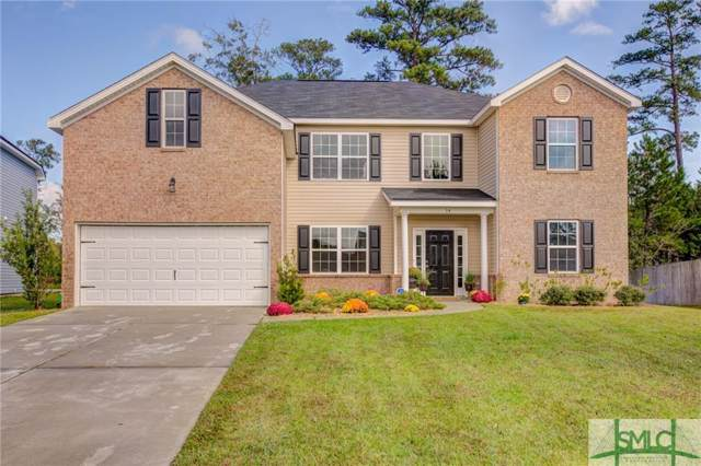14 Litchfield Drive, Savannah, GA 31419 (MLS #215619) :: Bocook Realty