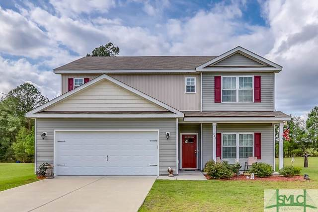 225 Frank Edwards Road, Ellabell, GA 31308 (MLS #215643) :: The Sheila Doney Team