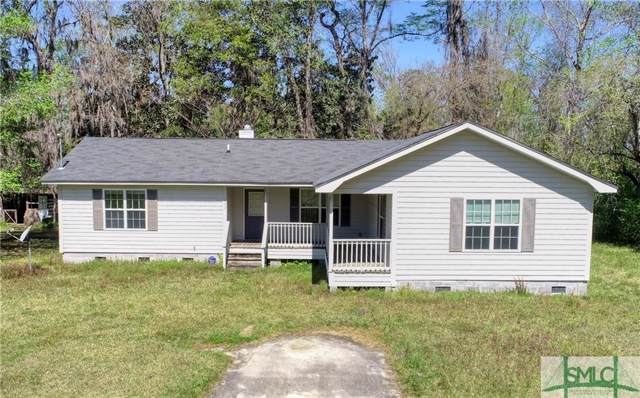 907 Magnolia Street, Guyton, GA 31312 (MLS #215664) :: The Arlow Real Estate Group