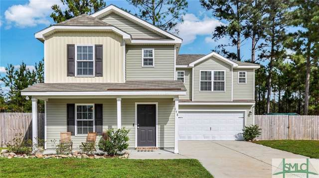 198 Blackwater Way, Springfield, GA 31329 (MLS #215667) :: The Arlow Real Estate Group