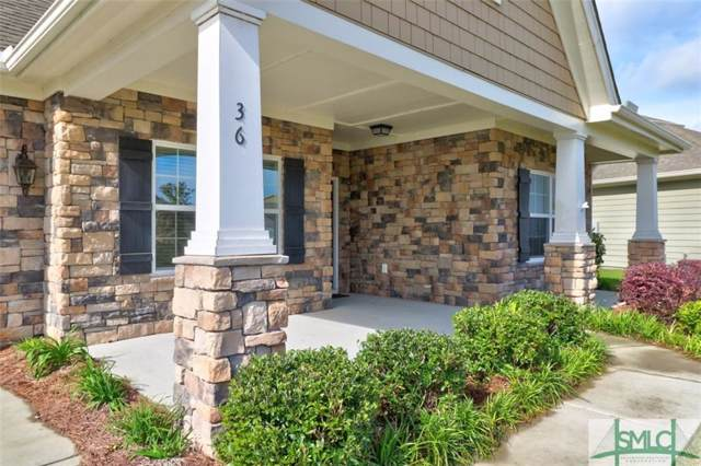 36 Belle Gate Court, Pooler, GA 31322 (MLS #215668) :: The Sheila Doney Team