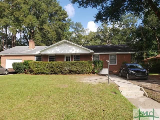 216 Dyches Drive, Savannah, GA 31406 (MLS #215670) :: RE/MAX All American Realty