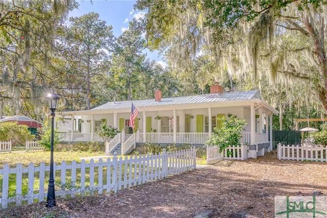 18 Colonel Estill Avenue, Savannah, GA 31406 (MLS #215673) :: Liza DiMarco