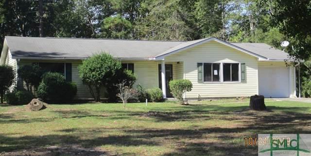 227 Thiess Branch Drive, Hinesville, GA 31313 (MLS #215674) :: Liza DiMarco