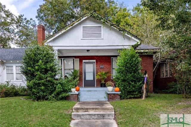 210 E 51st Street, Savannah, GA 31405 (MLS #215677) :: Liza DiMarco