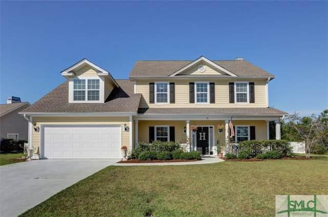 50 Gateway Drive, Pooler, GA 31322 (MLS #215686) :: Heather Murphy Real Estate Group