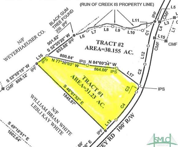 0 Harry Lindsey (Tract 1) Road, Guyton, GA 31312 (MLS #215687) :: The Arlow Real Estate Group