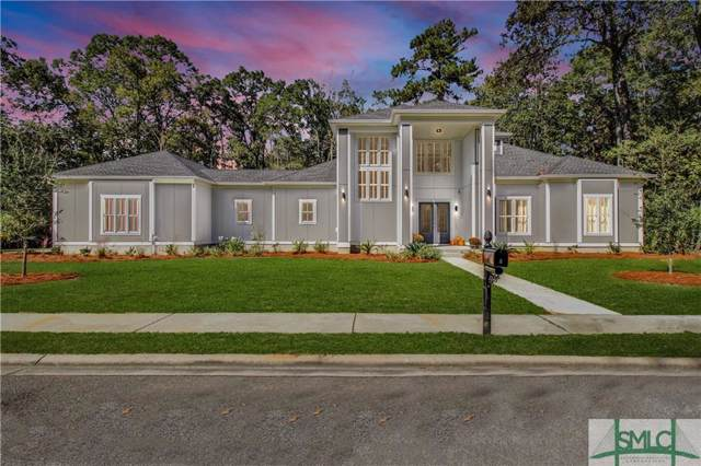 3 Woodland Creek Road, Savannah, GA 31405 (MLS #215690) :: Liza DiMarco