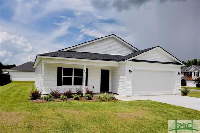 211 Bull Street, Glennville, GA 30427 (MLS #215705) :: Teresa Cowart Team
