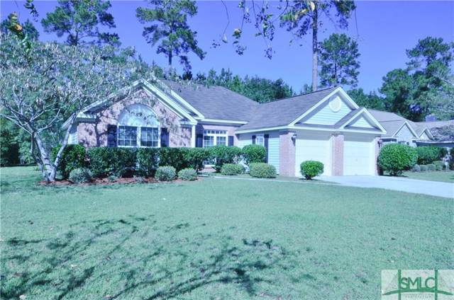 130 Pampas Drive, Pooler, GA 31322 (MLS #215711) :: RE/MAX All American Realty