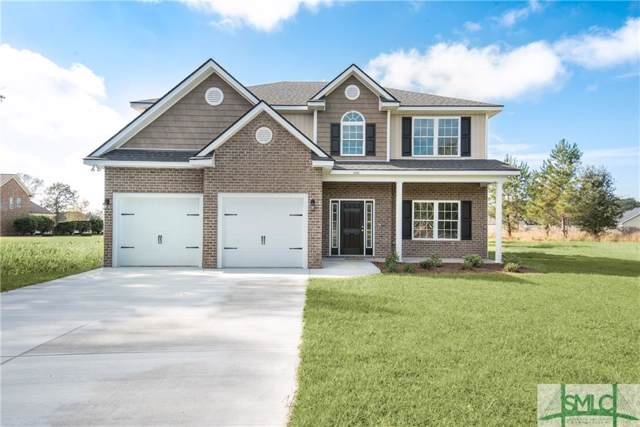 32 Palmer Place Lane NE, Ludowici, GA 31316 (MLS #215729) :: The Randy Bocook Real Estate Team