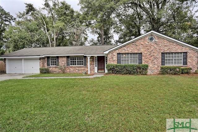 412 Windsor Road, Savannah, GA 31419 (MLS #215730) :: RE/MAX All American Realty