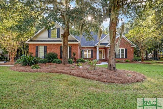 70 Sanctuary Drive, Richmond Hill, GA 31324 (MLS #215731) :: Liza DiMarco