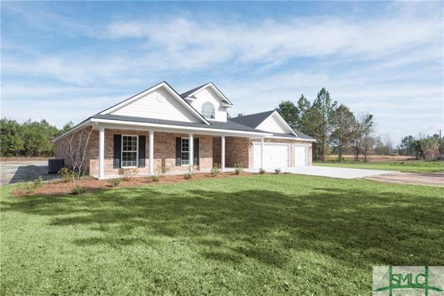 104 Palmer Place Lane NE, Ludowici, GA 31316 (MLS #215737) :: The Randy Bocook Real Estate Team
