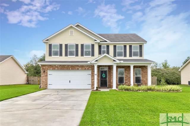 116 Cumberland Way, Savannah, GA 31407 (MLS #215743) :: Liza DiMarco