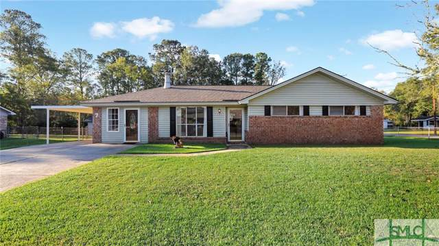 7 W Moore Street, Bloomingdale, GA 31302 (MLS #215746) :: Keller Williams Coastal Area Partners