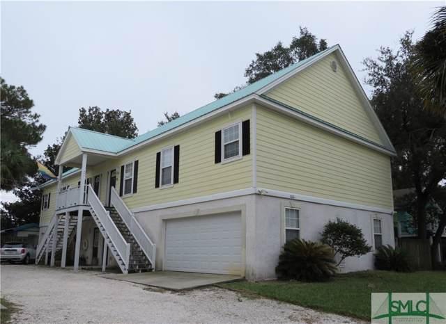 404 Miller Avenue D, Tybee Island, GA 31328 (MLS #215758) :: McIntosh Realty Team