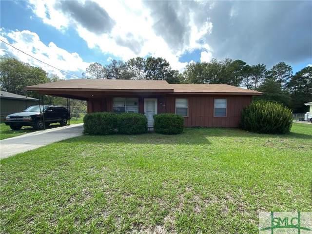 631 Fleming Road, Hinesville, GA 31313 (MLS #215762) :: The Arlow Real Estate Group