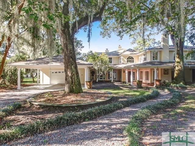 736 Wilmington Island Road, Savannah, GA 31410 (MLS #215766) :: McIntosh Realty Team
