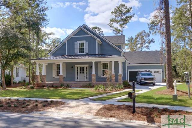 162 Palmer Place Lane NE, Ludowici, GA 31316 (MLS #215769) :: The Randy Bocook Real Estate Team