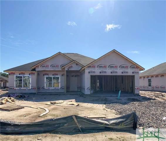 125 Brasher Drive, Hinesville, GA 31313 (MLS #215771) :: Teresa Cowart Team