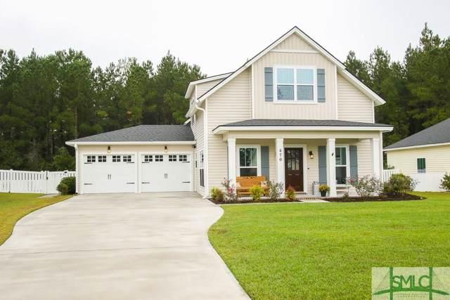 470 Sunbury Drive, Richmond Hill, GA 31324 (MLS #215773) :: RE/MAX All American Realty
