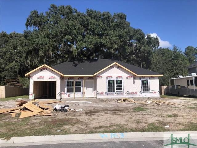70 Maggie Lane, Allenhurst, GA 31301 (MLS #215774) :: Coastal Savannah Homes