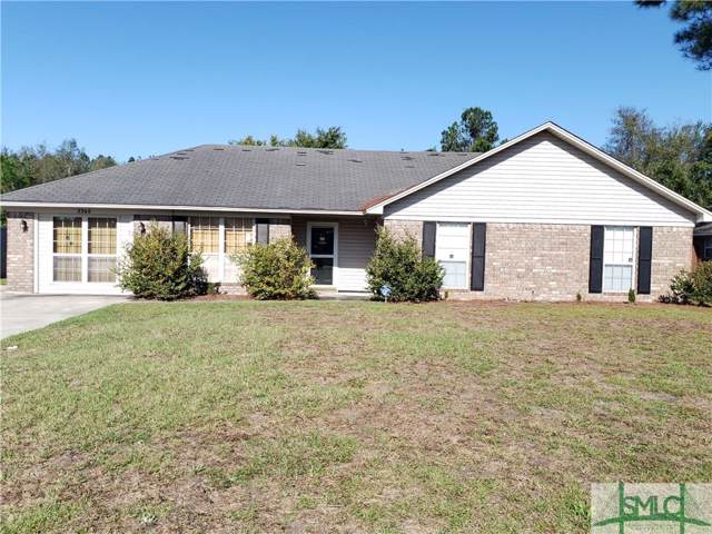 2360 Rowe Street, Hinesville, GA 31313 (MLS #215775) :: Keller Williams Coastal Area Partners