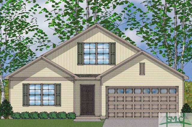 109 Cherian Court, Pooler, GA 31322 (MLS #215778) :: The Arlow Real Estate Group