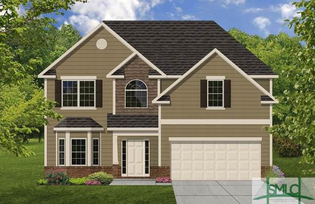 115 Huntington Drive NE, Ludowici, GA 31316 (MLS #215782) :: RE/MAX All American Realty