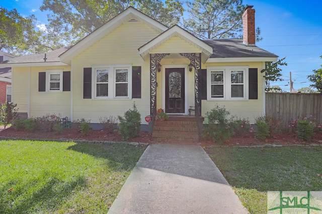 201 E 60 Street, Savannah, GA 31405 (MLS #215810) :: Liza DiMarco