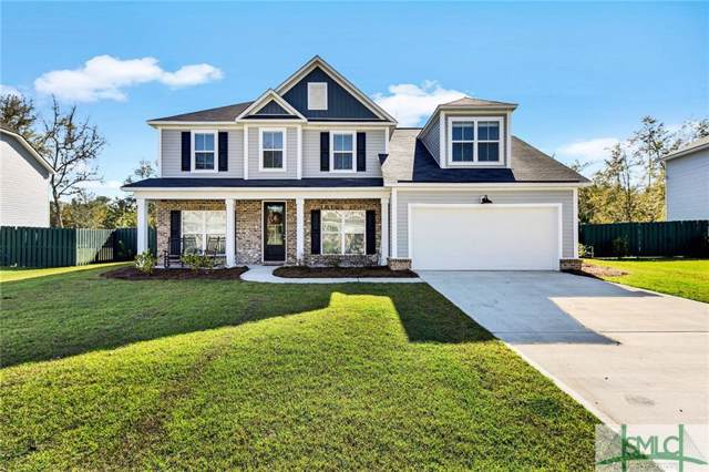 531 Waybridge Way, Richmond Hill, GA 31324 (MLS #215815) :: The Arlow Real Estate Group