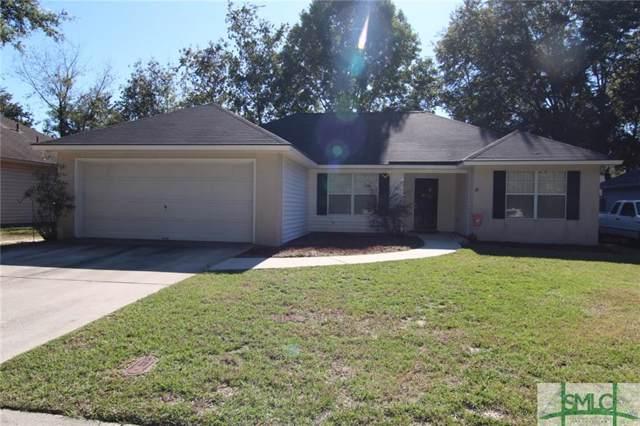 1601 Hendry Avenue, Savannah, GA 31406 (MLS #215824) :: Liza DiMarco