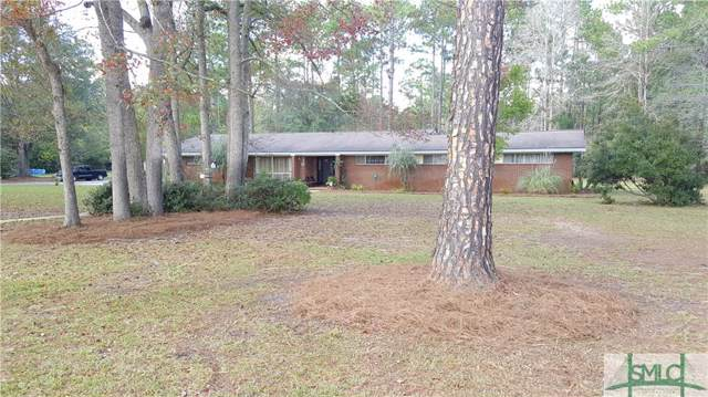 134 Glynn Street, Jesup, GA 31545 (MLS #215827) :: The Randy Bocook Real Estate Team