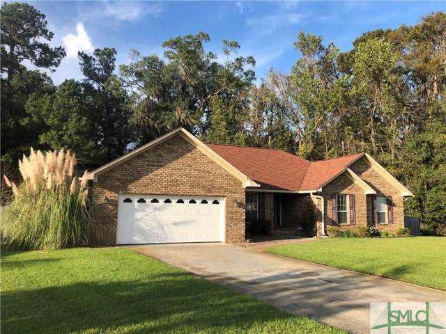 232 232 Shawn Ct. Court, Hinesville, GA 31313 (MLS #215829) :: The Sheila Doney Team