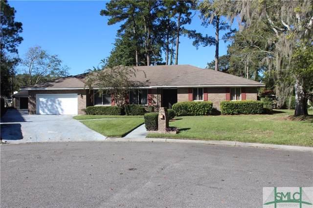 1405 W W Law Drive, Savannah, GA 31415 (MLS #215838) :: RE/MAX All American Realty