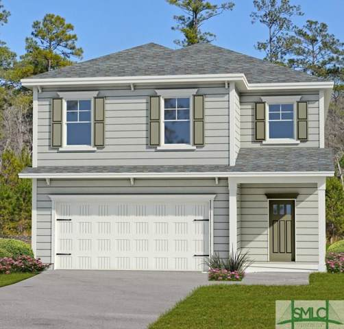 278 Harmony Boulevard, Pooler, GA 31322 (MLS #215841) :: The Arlow Real Estate Group