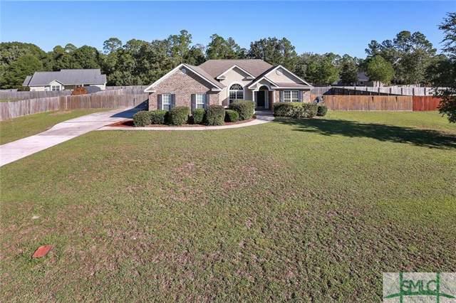 119 Evans Lane NE, Ludowici, GA 31316 (MLS #215843) :: The Randy Bocook Real Estate Team