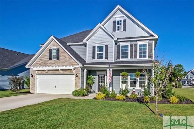 100 Baynard Street, Pooler, GA 31322 (MLS #215848) :: Heather Murphy Real Estate Group